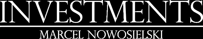 MNINVESTMENTS – Marcel Nowosielski